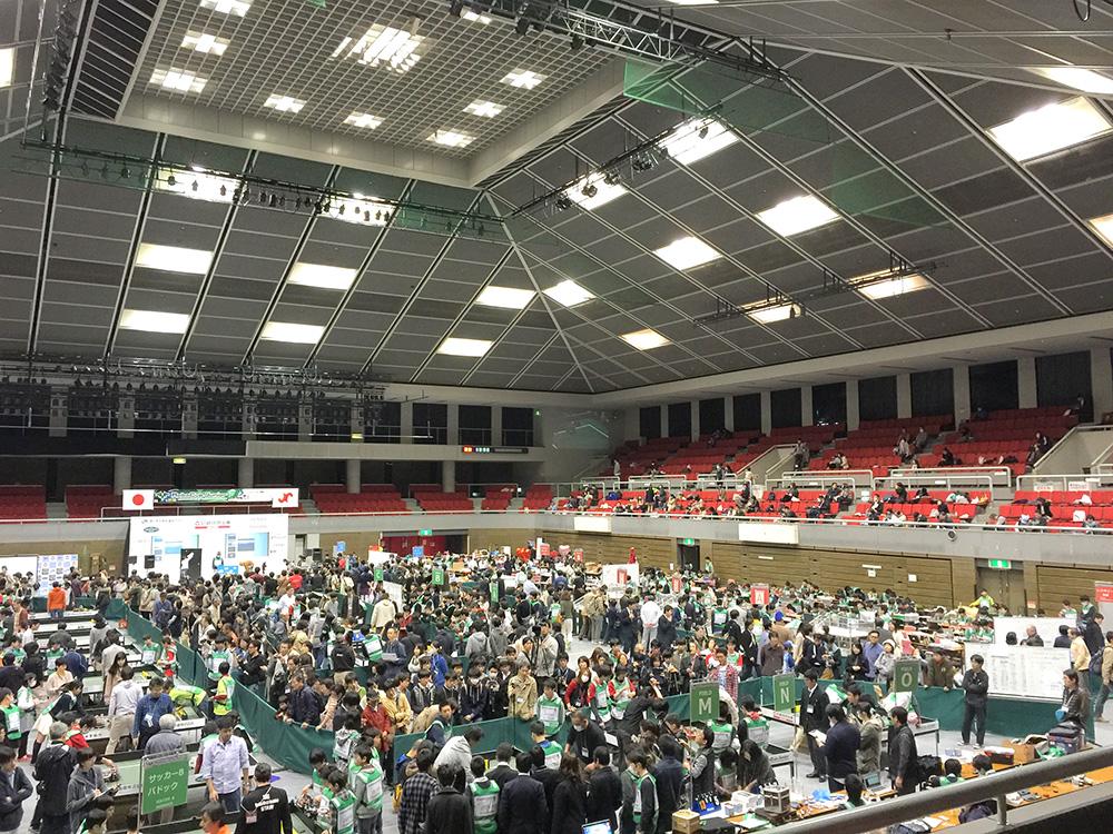 ジャパンオープン2015尼崎:決勝戦