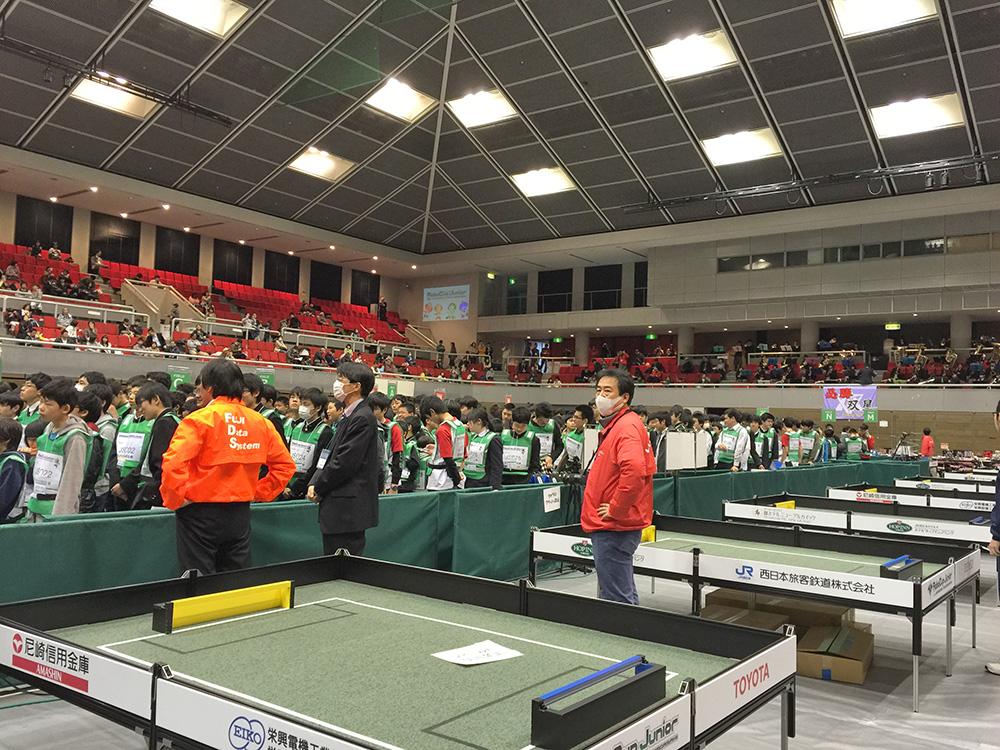 ジャパンオープン2015尼崎:開会式
