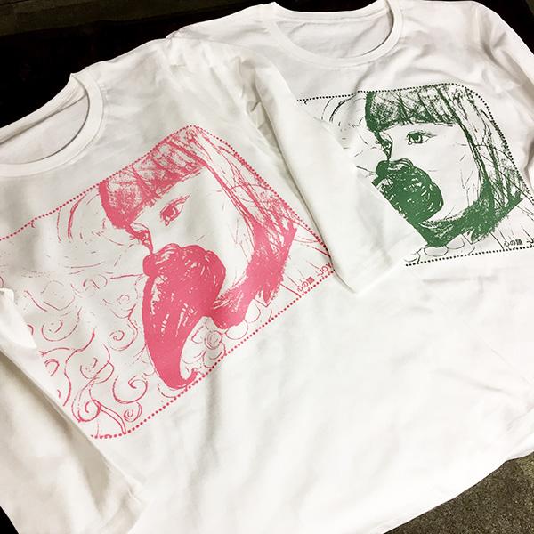 Chisako_Tシャツ