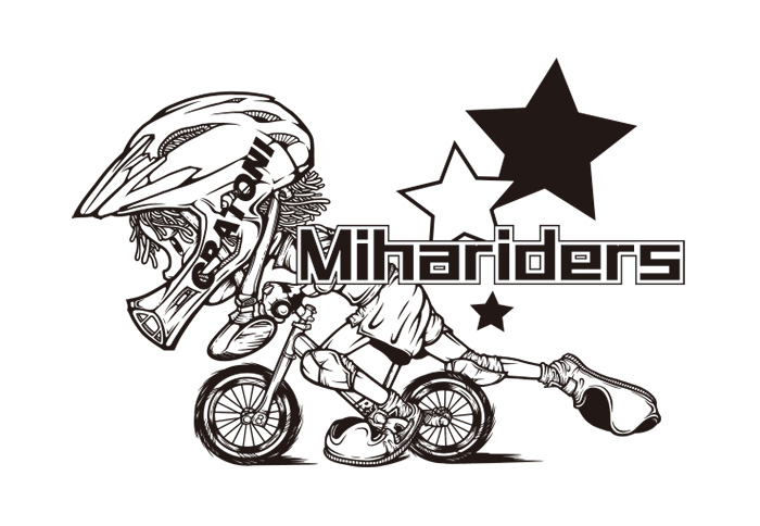 Mihariders-logo